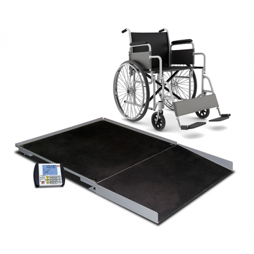 Heavy Duty Wheelchair Scale