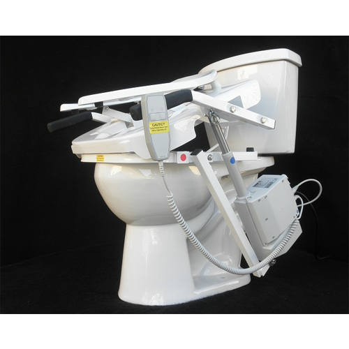 Tush Push Toilet Lift Chair