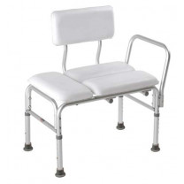 Padded Tub Transfer Bench