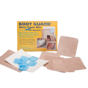 BODY GUARD Skin Care Kit w/Hydro Gel Squares - 1603009