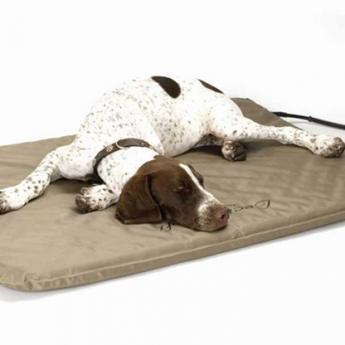 K and H Pet Products Lectro Soft Heated Outdoor Bed