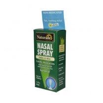 Nasal Spray Saline and Aloe
