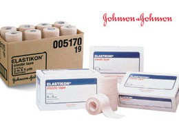 elastikon bandage tape by johnson amp johnson b28