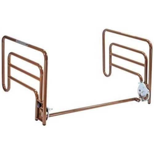 invacare reduced gap hospital bed rails 6628 6628tss