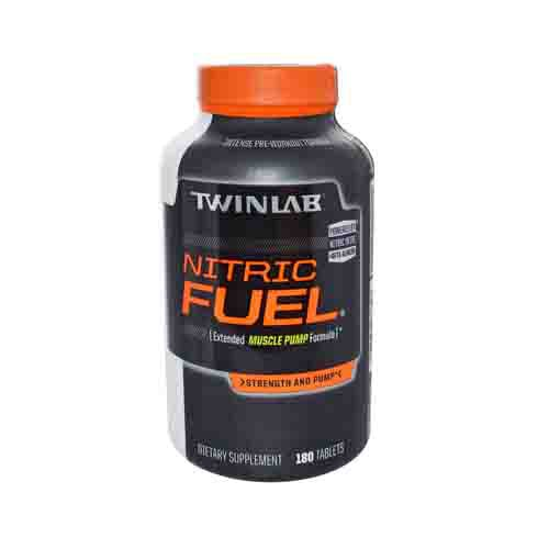 Nitric Fuel Extended Muscle Pump Formula
