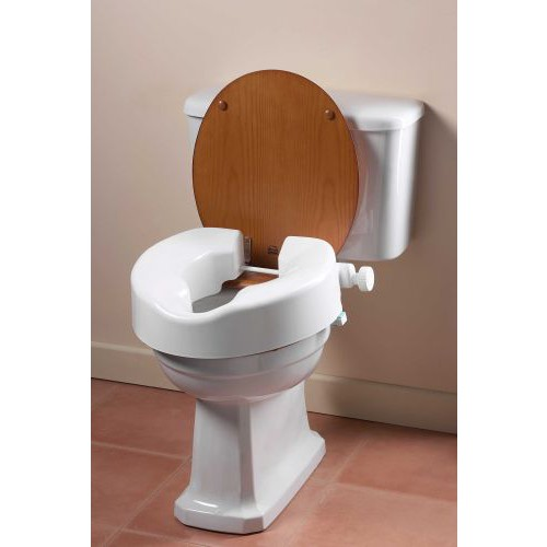 Unifix Raised Toilet Seat