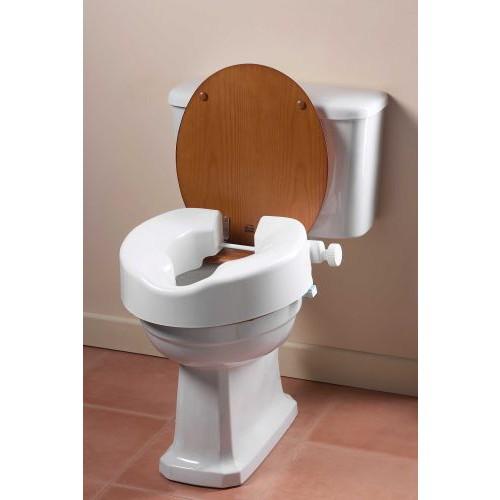 Unifix Raised Toilet Seat