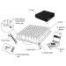 Roho Low Profile Wheelchair Cushion Component