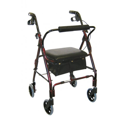 Mimi Lite Deluxe Aluminum Rollator by Drive