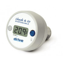 O2 Oxygen Analyzer with 3 Digit LCD Display