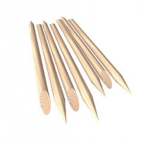Dynarex Wooden Manicure Sticks