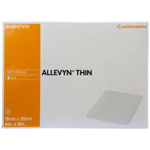 Smith and Nephew Allevyn 66047579 Thin