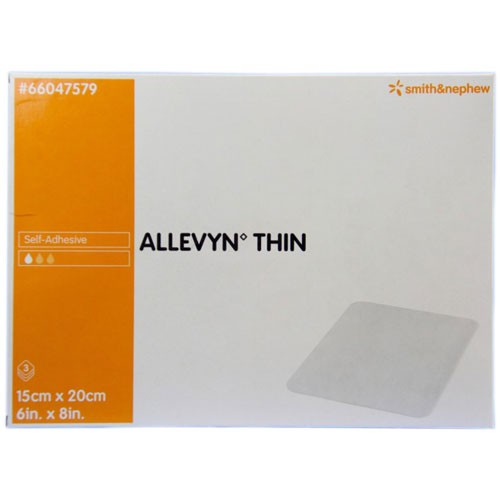 Smith and Nephew Allevyn 66047579 Thin