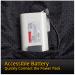 VentureHeat Fleece Heated Jacket Battery Accessiblity