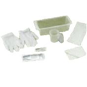 Urological Catheter Insertion Kit without Catheter