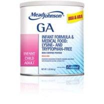 GA Infant to Adult Medical Food for Acidemia