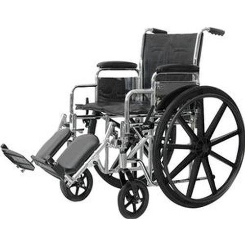 Standard Wheelchair with Detachable Desk Arm by PMI