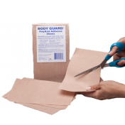 BODY GUARD 5 x 8.5 in PolyKnit Adhesive Sheets - 1603008