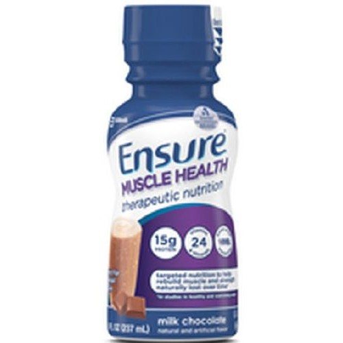 Ensure Active Muscle Health Therapeutic Nutrition Shakes Milk Chocolate - 8 oz