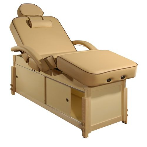 Executive-Salon Stationary Massage Table Package