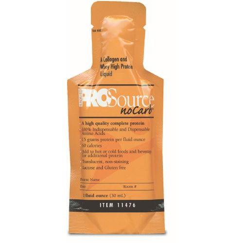 ProSource NoCarb Liquid Protein Supplement Unflavored - 1 oz