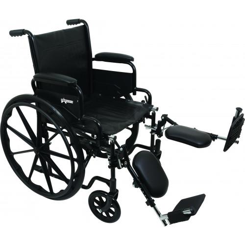 ProBasics K1 Standard Wheelchair with Elevating Legrests