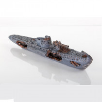 Decorative Sunken U-Boat
