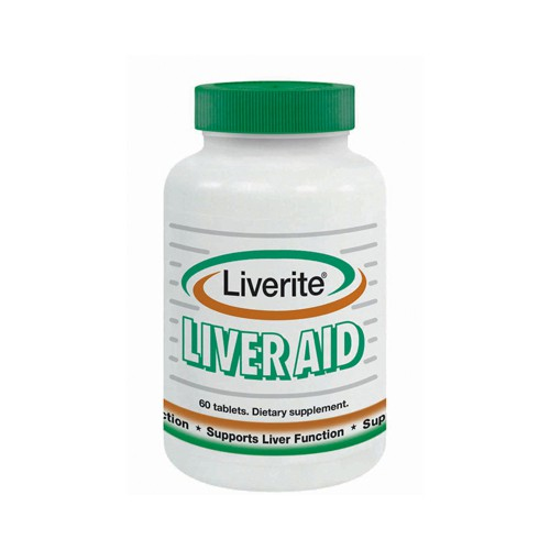 Liverite Liver Aid Dietary Supplement