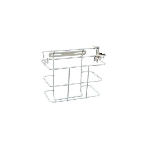 Locking Bracket for 2 and 3 Gallon Sharps Containers