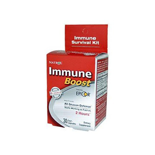 Immune Boost featuring EpiCor