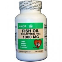 Major Fish Oil Supplement