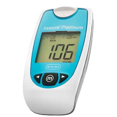 Assure Platinum 7 Glucose Meter