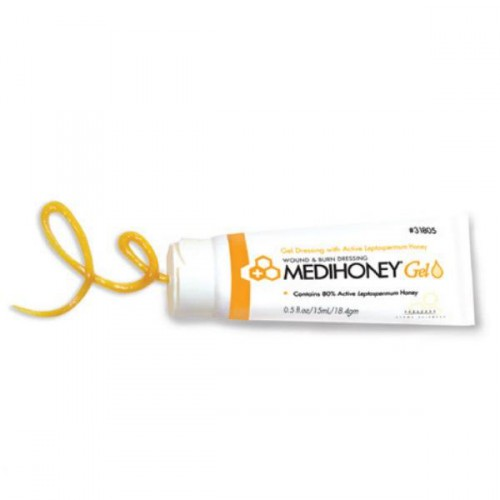 Medihoney Gel Antibacterial Wound and Burn Ointment