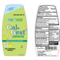 Cal-Gest Chewable Antacid