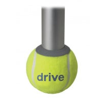 Drive Medical Walker Rear Tennis Ball Glides & Replacement Pads