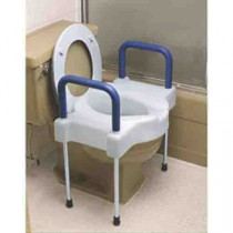 Toilet Seat Riser Raised Toilet Seats Elevated Toilet