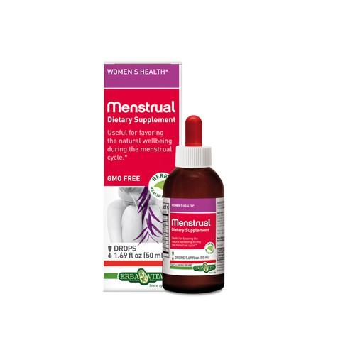 Erba Vita Menstrual Drops 50 ml
