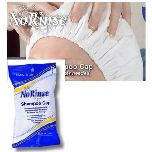 No Rinse Shampoo Caps by No Rinse Labs