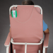 Posey KeepSafe Essential Alarm Chair Mounted