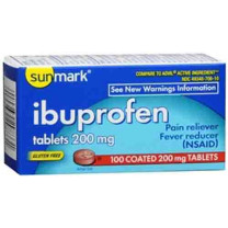 Sunmark Ibuprofen Tablets