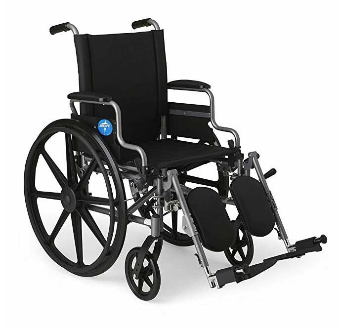 medline strong and sturdy wheelchair 9ee