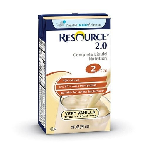 RESOURCE 2.0 Vanilla Cream - 32 oz