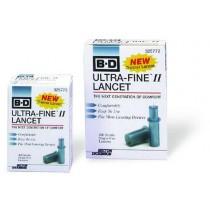 BD Ultra Fine II Lancet
