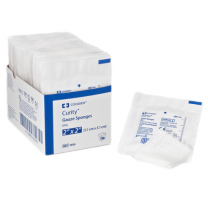 Covidien 1806 Curity 2 x 2 Inch Gauze 8 Ply - Sterile