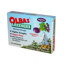 Olbas Lozenges Sugar