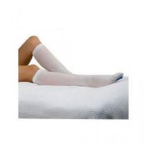TED Hose Anti-Embolism Knee High Open Toe Compression Stockings - Latex-Free