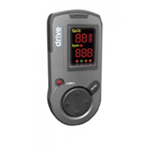 Portable HandyOx Digital Pulse Oximeter
