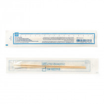 MedLine Sterile Cotton-Tipped Applicator with Plastic Shaft