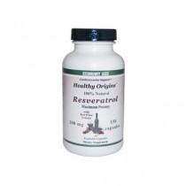 Healthy Origins Natural Resveratrol 300 mg Dietary Supplement