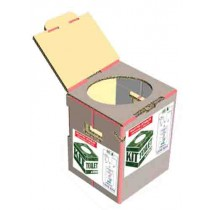 Self Contained Toilet Box Kit